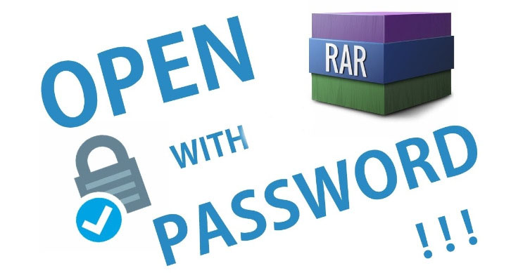 Open-Rar-Files-With-Password-without-software