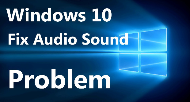 Fix Audio Issues In Windows
